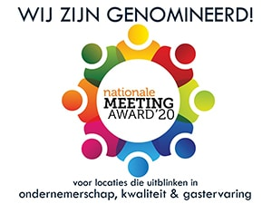 Fort 38 Vergaderlocatie | Nationale Meeting Award